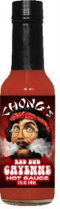 Cheech Chong red bud hot sauce