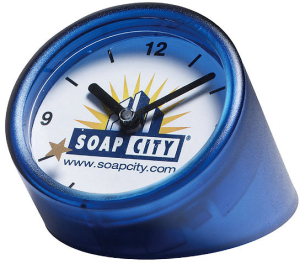 Soap City Clock