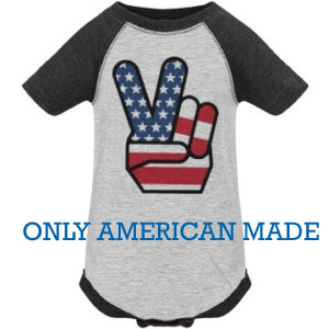 American made T shirts, caps and tradeshow give aways