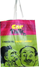 car talk tote bag copy