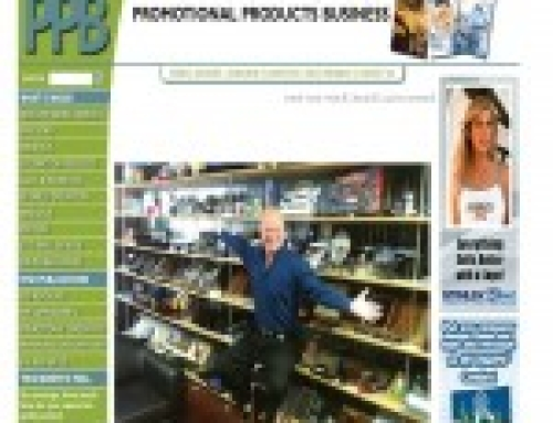 """Gary and """"Idea Center"""" Pictured IN PPB Magazine"""
